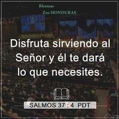 Servir a Dios tiene su recompensa ♡.
