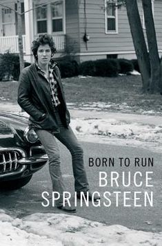 Born to Run by Bruce Springsteen. Click on the cover to see if the book is available at Freeport Community Library.
