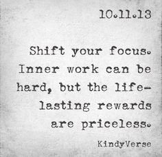 My word for 2014 is FOCUS #OLW #OneLittleWord