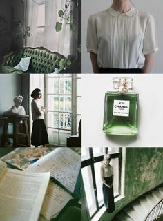 HARRY POTTER AESTHETICS - SLYTHERIN HOUSE