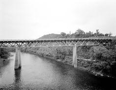 North Fork Bridge: This bridge carried Arkansas Highway 5 over the North Fork River, or the North Fork of the White River, in Norfork, Arkansas.