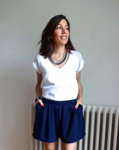 La jupe-culotte Manège de Aime comme Marie by Addictiph