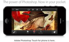 Adobe Photoshop Touch For iPhone Android iPad Android Tablets - http://www.picturesbymom.com/uncategorized/adobe-photoshop-touch-for-iphone-android-ipad-tablets.html -  Adobe Photoshop Touch For iPhone Android iPad Android Tablets | by Dawn Danko | Pictures By Mom | Learn How To Take Better Pictures | If you use the camera on your iPhone, Android phone, iPad or Android tablet to take pictures on a regular basis – you know that they have a pretty great...