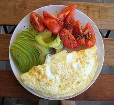 Cómo hacer un omelette de claras