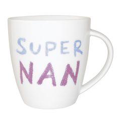 #JamieOliver #Mug #SuperNan http://www.palmerstores.com/product/jamie-oliver-cheeky-mug-super-nan/884/