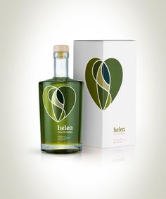 Packaging of the World: Creative Package Design Archive and Gallery: Helea Olive Oil : I like it!