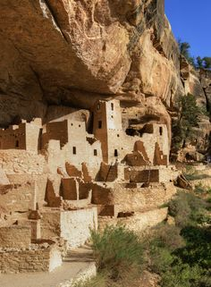 Mesa Verde National Park in Colorado has a history all its own.