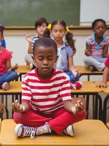 Mindfulness Can Help Young Kids Manage Emotions