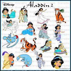 Hey, I found this really awesome Etsy listing at https://www.etsy.com/listing/179721363/aladdin-2-jasmine-disney-clip-party-art