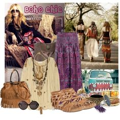 Boho Chic, created by taritelemnar