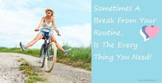Stap uit je routine