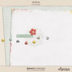 Free Digi Scrapbook Mini Kit