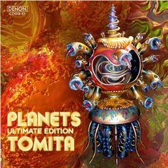 冨田勲 / 惑星 Ultimate Edition