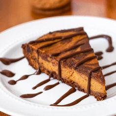 Nutella Pumpkin Pie Recipe from Divine Desserts