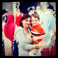 Happy BIG FOUR @ Magic Kingdom!! Best birthday EVER for our little boy. Celebrated for two days with a stay at the All-Star Resort, Breakfast with Mickey, the Electric Night parade & fireworks!! #happybirthdaybaby #summer2014 #littleface #happyplace