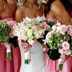 Samen met je bruidsmeisjes op de foto