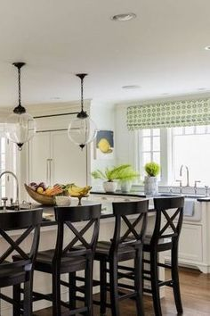 7 Reasons to Consider a Fireplace in Your Kitchen Makeover | Hadley Court - Interior Design Blog