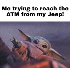 All My friend with jeep wrangler stop me all the time and ask me where I got it! Jeep Quotes, Funny Quotes, Jeep Wrangler Lifted, Jeep Jku, Jeep Wranglers, Interesting Meme, Jeep Humor, Jeep Decals, Jeep Camping
