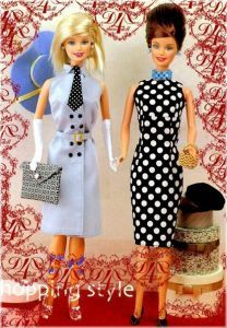 Free Patterns - 2 Basic Dresses