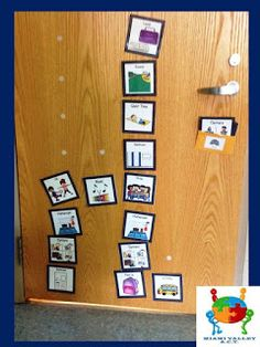 Miami Valley Autism Coaching Team--class-wide visual schedule