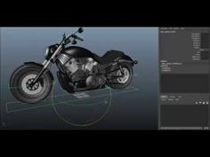 Harley Bike - Rig Demo - YouTube