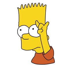 """Bart Simpson"" stickers set for Telegram Cartoon Stickers, Cute Stickers, Cartoon Art, Simpsons Drawings, Simpsons Tattoo, Simpsons Funny, Simpsons Art, Look Wallpaper, Cartoon Wallpaper"