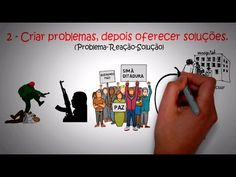 As 10 Estratégias de Manipulação das Massas   Noam Chomsky   Resenha com Animação Gráfica. - YouTube