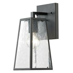 Found it at AllModern - 1-Light LED Outdoor Sconce