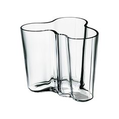 Iittala - Alvar Aalto Collection Vase 95 mm clear - Iittala.com