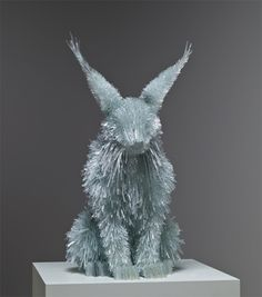 Shattered Glass Animals by Marta Klonowska