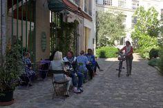Heure Gourmande_A Viagem Certa_dicas de Paris, Café com bolo em Paris.