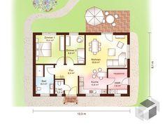Korsör von Fjorborg | komplette Datenübersicht - Fertighaus.de House 2, Ideal Home, Improve Yourself, Container, Floor Plans, Home And Garden, Flooring, How To Plan, Interior