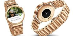 $800 Huawei Gold Smartwatch Spotted on Amazon - WatchReport.com | Real. Honest. Reviews. | Authentic Watch Reviews |