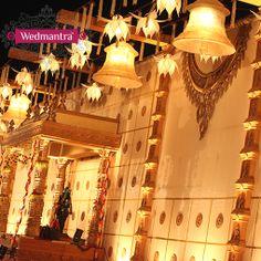 #Lightingsdecor #weddings #weddingsinindia #indianweddings #wedmantra #weddingplanners #eventplanners
