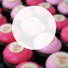Cakepicture : Eetbare fotoprint rond