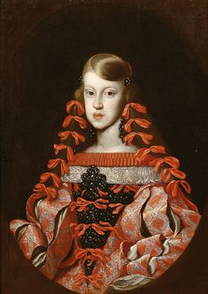 Margarita Teresa of Spain - Category:Portrait paintings of Margaret Theresa of Spain - Wikimedia Commons Infanta Margarita, Kunsthistorisches Museum Wien, Elizabethan Fashion, Holy Roman Empire, Roman Emperor, King Charles, Weird Facts, Royalty, Statue