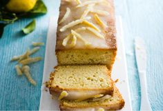 This classic lemon drizzle cake offers a lemony tang that plays brilliantly off the sweet, acidic icing drizzle, making it a delightful afternoon tea treat.