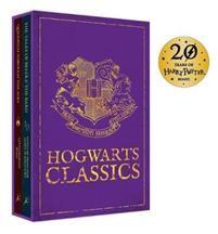 18,70e The Hogwarts Classics Box Set