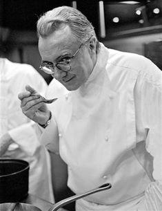 Alain Ducasse- influential chef