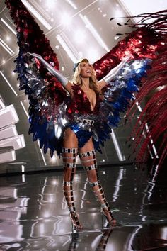 Olivia Jordan Miss USA 2015 National Costume