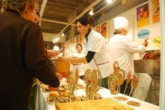 Galetes i dolços. We organize food fairs and events in Catalonia.
