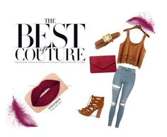 """"""":) :*"""" by leagoo ❤ liked on Polyvore featuring Gucci, Smashbox, Topshop, Bamboo and Dorothy Perkins"""