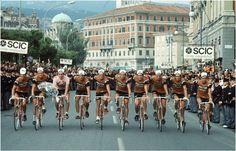 Eddy Merckx - Team Molteni 1973 Giro d' Italia