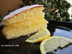 La cucina di Lilla (adessosimangia.blogspot.it): Torte: Torta al limone di Maura