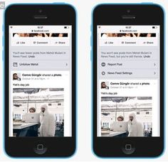 Facebook Now Gives You More Controls Over News Feed. #facebookupdates #facebookcontrols #facebooknewsfeed #news #technews