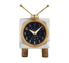 Pendulux Tee Vee Clock