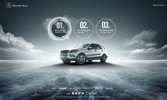Benz China ice and Snow Festival on Behance Ads Creative, Creative Posters, Creative Advertising, Advertising Design, Login Design, Ad Design, Layout Design, Photo Collage Design, Car Ui