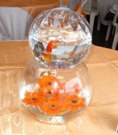 Janpanese centerpieces | Ideas for a Wedding with No Flowers | Florist Chronicles