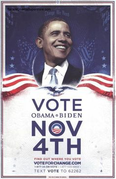 "The Barack Obama ""Hope"" poster is an image of Barack Obama designed by artist Shepard Fairey, which was widely described as iconic and came to represent the 2008 Obama presidential campaign."