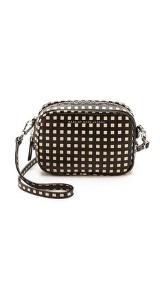 Marc by Marc Jacobs Space Check Camera Bag